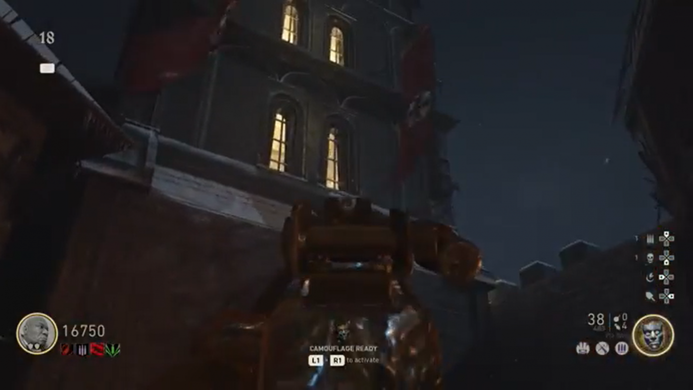 Call Of Duty Ww2 Zombies True Easter Egg Guide