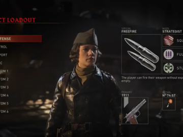 Call of Duty: WW2 Zombies – How To Unlock Secret Playable Characters