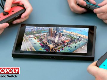 Monopoly For Switch Launches Today