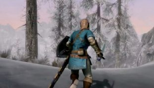 The Elder Scrolls V: Skyrim – How To Unlock Zelda Gear Set | Switch Guide