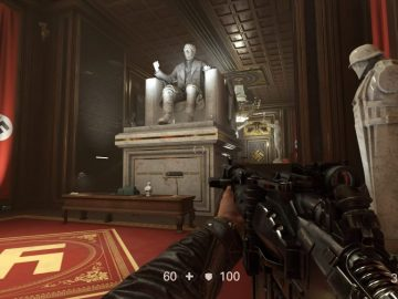 Wolfenstein 2: The New Colossus – Yes, You Can Kill Hitler | Easter Egg Guide