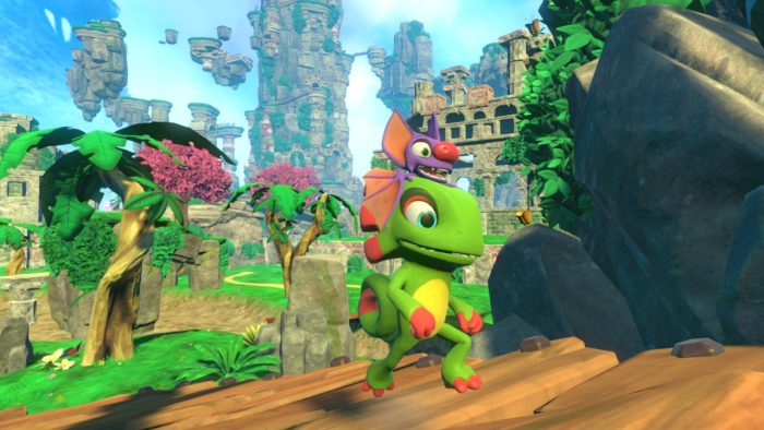 Yooka-Laylee Releases On Nintendo Switch 14 December