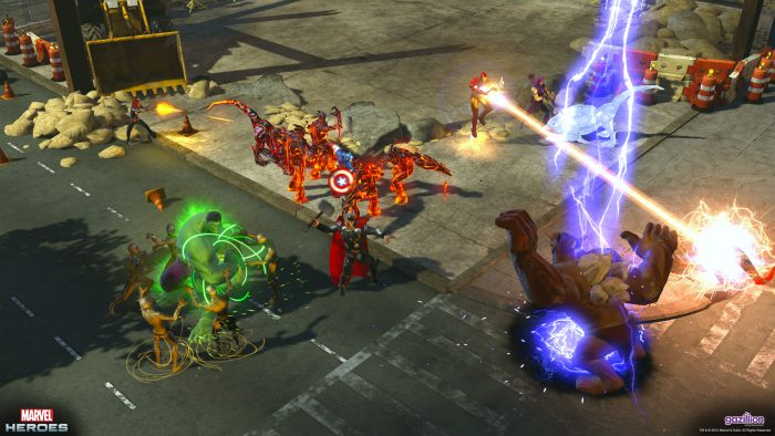 Disney says free-to-play action-RPG Marvel Heroes is shutting down