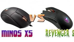 Cougar Minos X5 Gaming Mouse & Revenger S Gaming Mouse Review