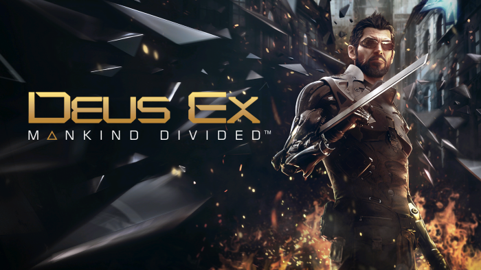 Square Enix Says Next Deus Ex Entry May Be a Ways Off