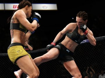 EA Sports Showcase New Real Player Motion Technology in Latest UFC 3 Trailer