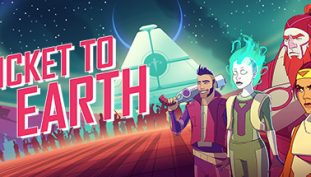 Ticket to Earth Impressions—An Original, Demanding Sci-Fi Statement