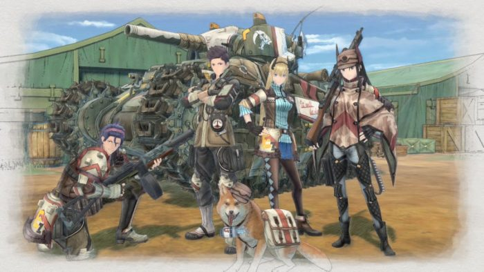 Valkyria Chronicles 4 announced and going back to basics