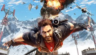 Just Cause Developers Are Working On A New Open-World Game