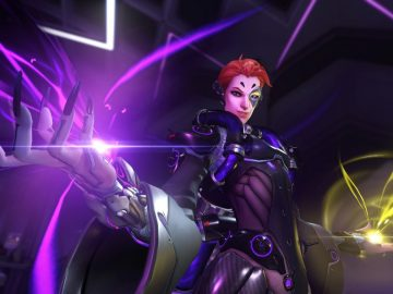 Overwatch Update 2.23 Adds New Support Hero Moira; Numerous Bug Fixes and Hero Tweaks