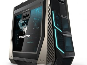 PAX Aus: Acer Reveals Beautiful Additions to Predator Range