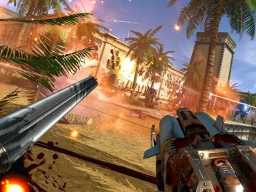 Serious Sam 3 VR: BFE Is Now Available For Oculus And HTC Vive
