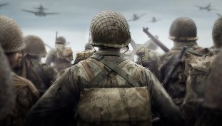 The Next Call of Duty: WWII Update Will Address Server Issues