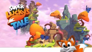 Super Lucky's Tale Impressions—Pure, Delectable Entertainment