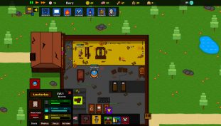 2D Strategy Sim 'Gladiator School' Lets You Transform Ordinary Romans Into Heroes
