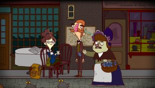 Adventures of Bertram Fiddle: Episode 2: A Bleaker Predicklement Impressions