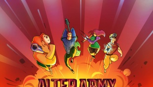 Fast Paced 2D Platformer Alter Army Screams Beautiful Oddity