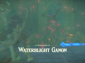 Breath of the Wild: Champions' Ballad – EX Waterblight Ganon Boss Guide
