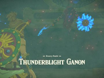 Breath of the Wild: Champions' Ballad – EX Thunderblight Ganon Boss Guide