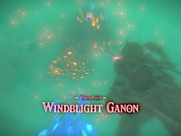 Breath of the Wild: Champions' Ballad – EX Windblight Ganon Boss Guide