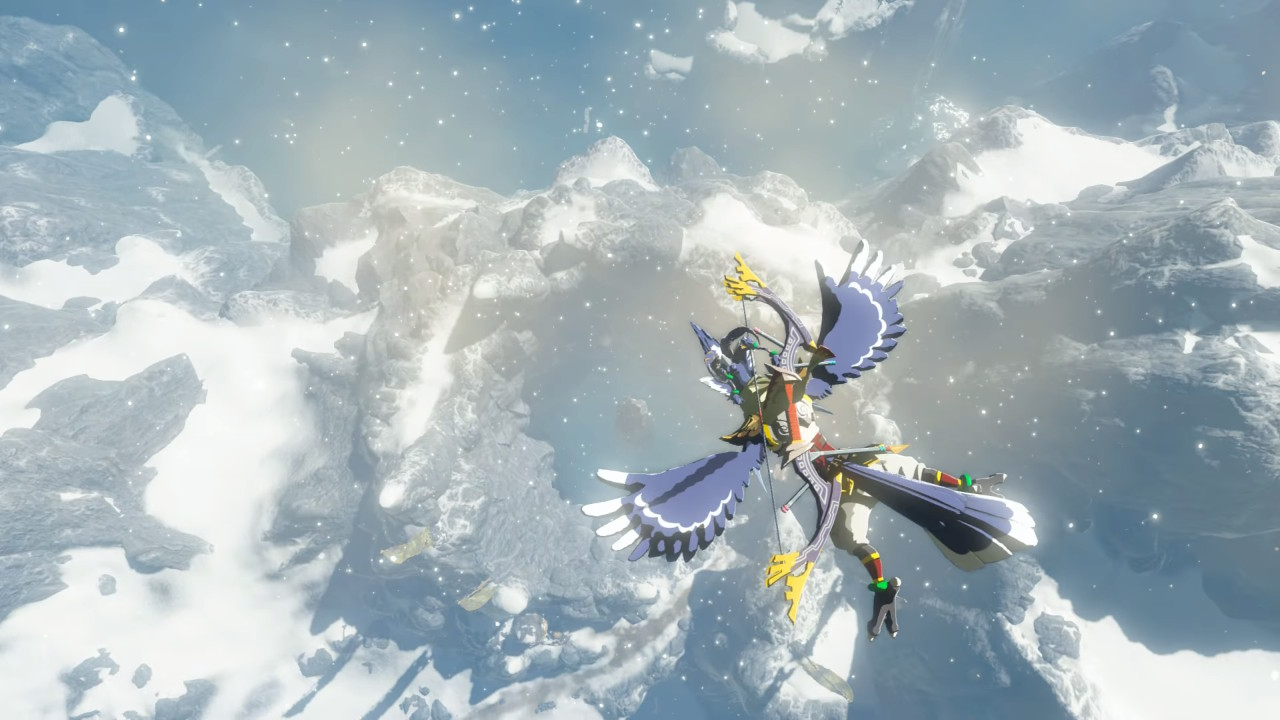 Breath of the Wild: Champions' Ballad – EX Shrines Guide | Revali's Song