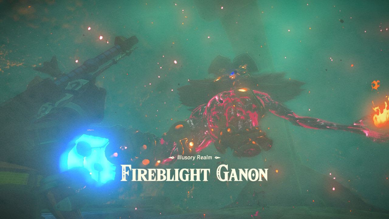 Breath of the Wild: Champions' Ballad – EX Fireblight Ganon Boss Guide