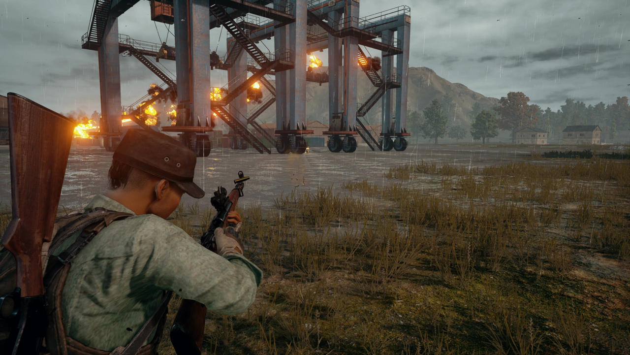Playerunknown S Battlegrounds Maps Loot Maps Pictures: PlayerUnknown's Battlegrounds: 8 Best Loot Hunting