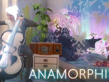 Indie Dev Artifact 5 Reveal Narrative Mental Illness Title, Anamorphine