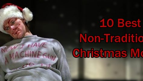 NonTraditional Christmas Movies Banner
