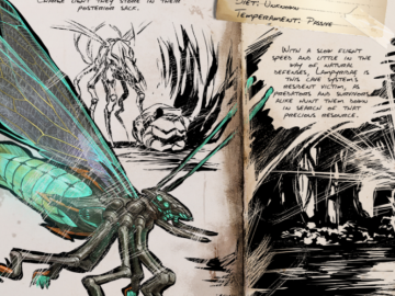 Ark: Survival Evolved – Aberration | How To Find And Tame Glowbug
