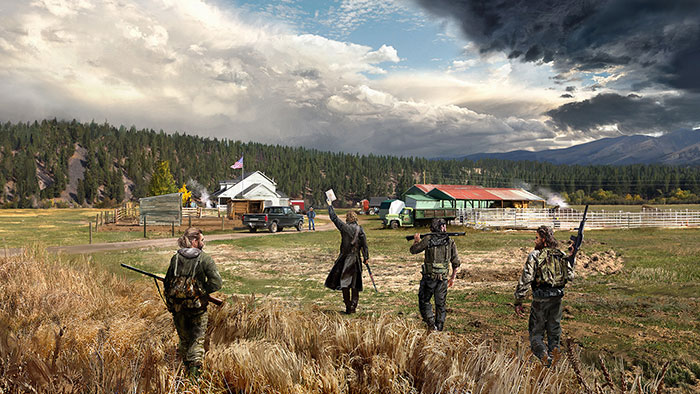 Far Cry 5: 10 Things You Should Do First | Beginner's Guide