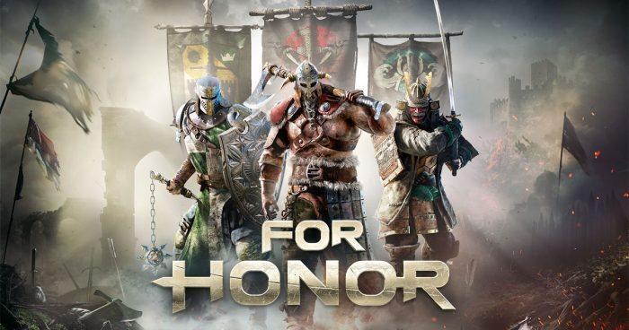 For Honor enhanced on Xbox One X