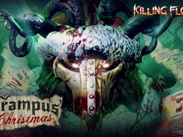 Killing Floor 2 Christmas Update Introduces New Weapons And A New Map