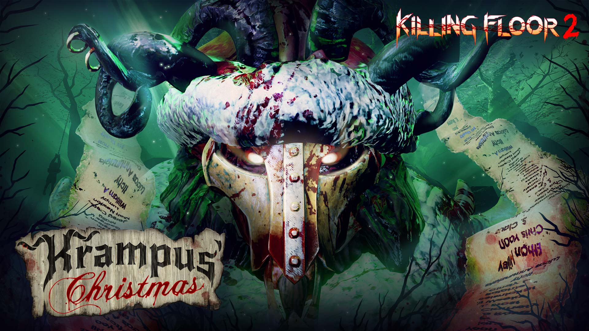 Killing Floor 2 Christmas Update Introduces New Weapons And A New