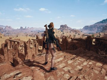 PUBG Miramar Map Arrives To Xbox One Next Month
