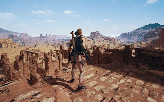 NEW patch gets Miramar desert map ready for Xbox One release