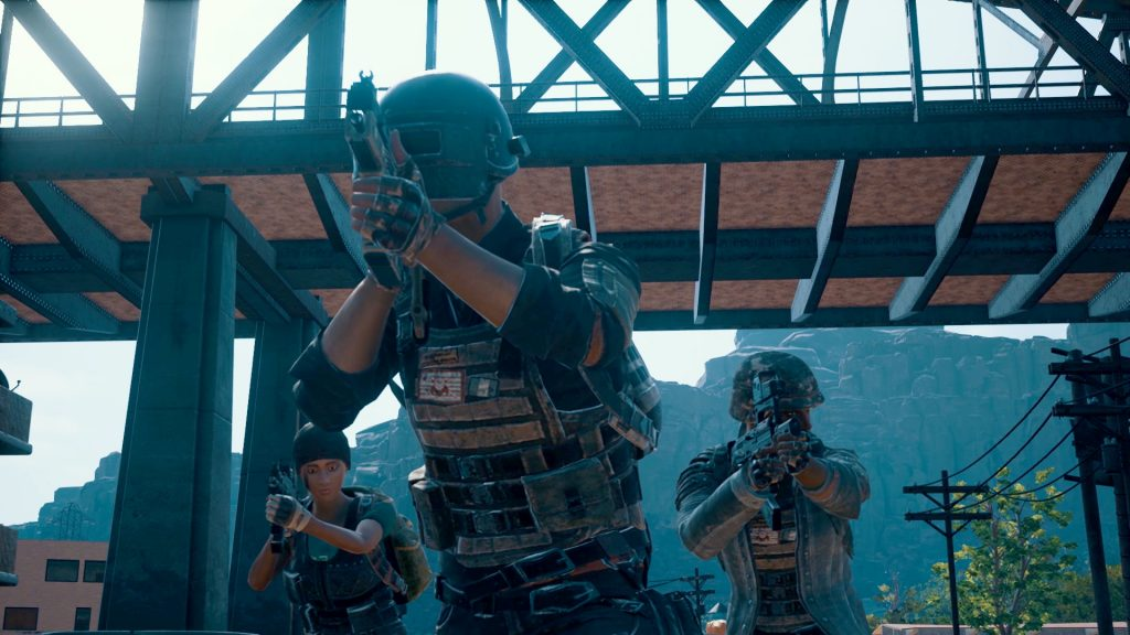 PlayerUnknown's Battlegrounds Update 4 Out For Xbox One, Patch Notes Revealed