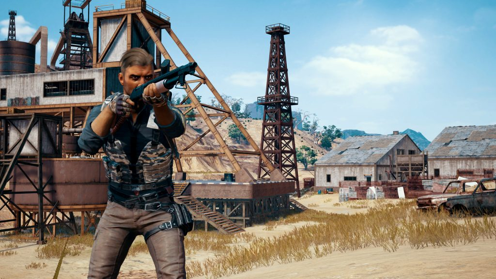 PUBG Among Steam's Top-Selling Games in 2017