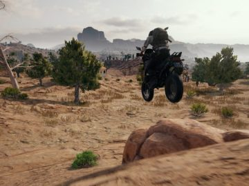 Miramar Is Out Now For PUBG Xbox One