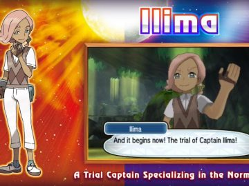 Pokemon Ultra Sun & Moon Walkthrough | Part 1: Captain Ilima's Trial