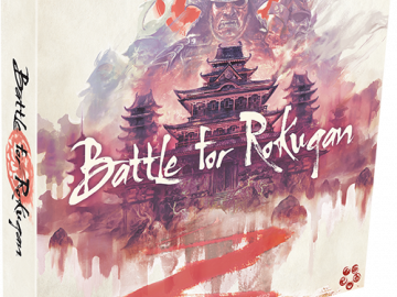 Board Game Review: Battle for Rokugan
