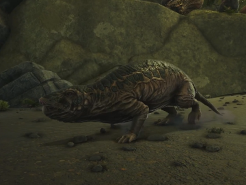 Ark: Survival Evolved – Aberration | How To Find And Tame Roll Rat