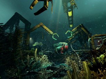 SOMA PS4 Now Has A Safe Mode That Removes Death