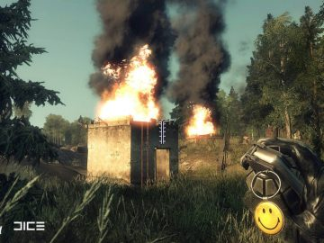 Battlefield Bad Company Is Out Now On EA Access