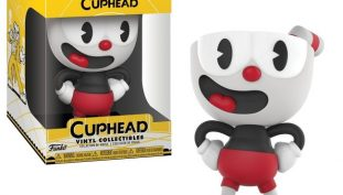 StudioMDHR Reveals Cuphead Toy