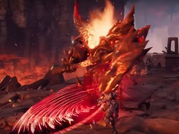 WATCH: Fresh Darksiders III Gameplay Puts Different Horseman Into Spotlight