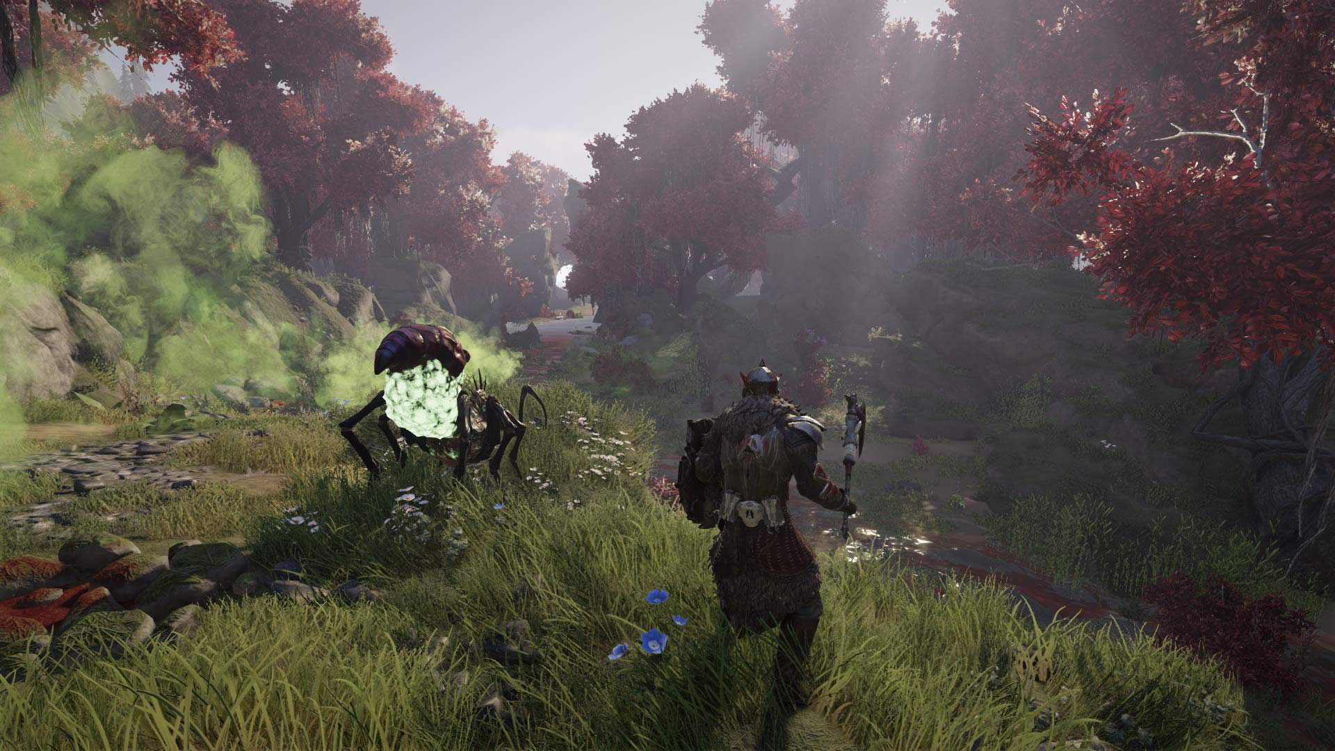 Latest ELEX Patch Adds 4K Support on PS4 Pro, New Easier Difficulty