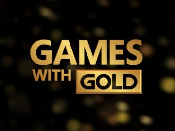 Microsoft Announces January's Games With Gold Lineup