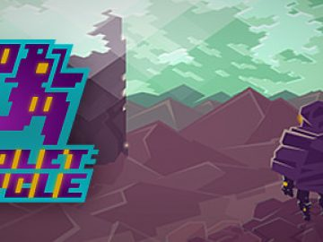 Proc-Gen Roguelike Violet Cycle Dashing Through Steam's Early Access Track