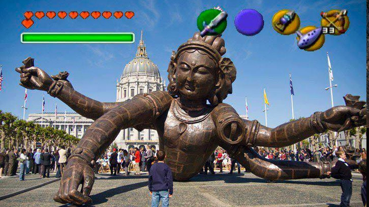 10 Real Life Places That Will Remind You of Video Games ...